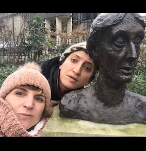 Yera Moreno Sainz-Ezquerra & Melani Penna Tosso